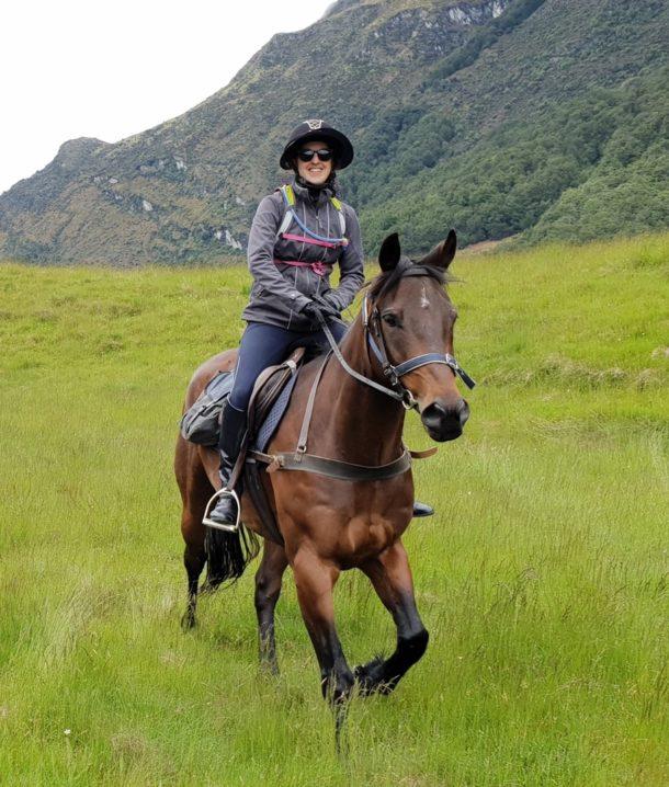 Globetrotting glenorchy back country ride New Zealand