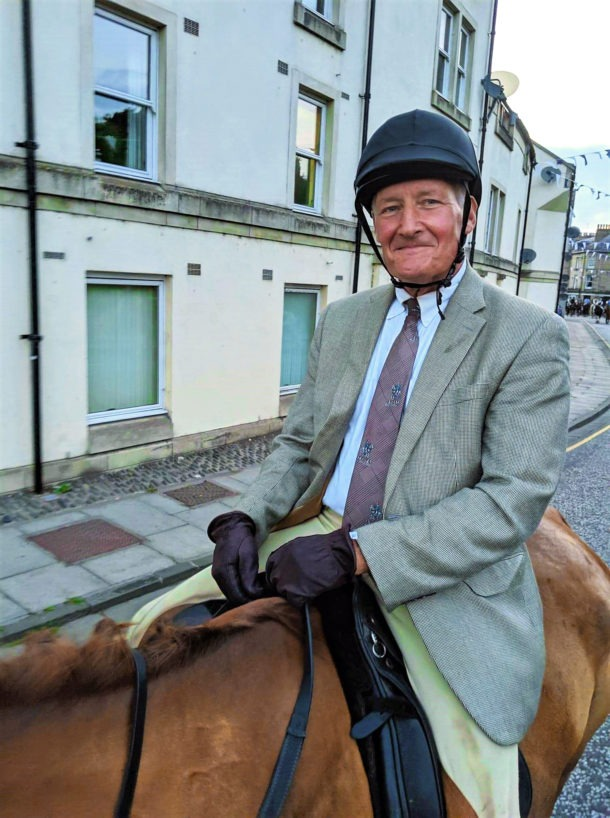 The Scottish Borders Ride - Globetrotting horse riding holidays