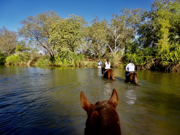 The Kimberley Ride - Globetrotting horse riding holidays