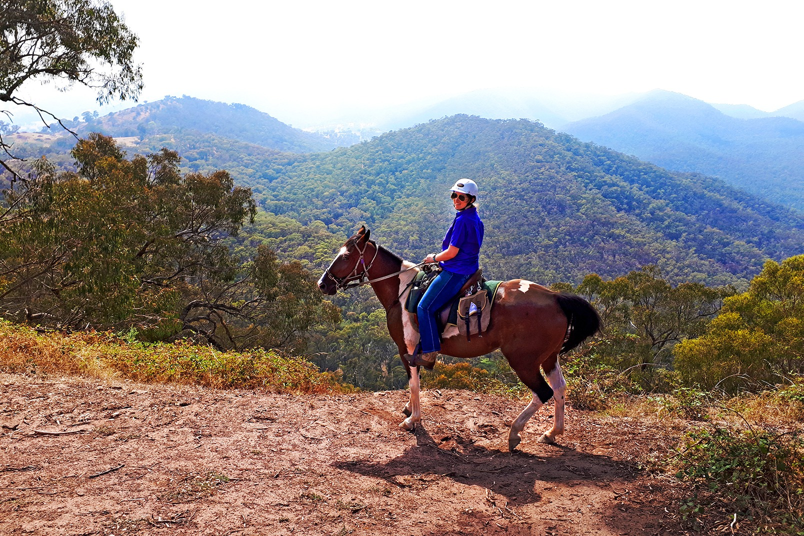 Howqua River Ride, Australia - Globetrotting horse riding holidays