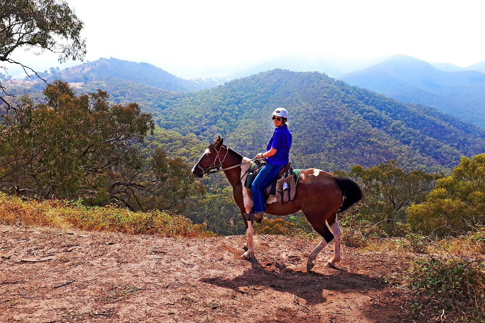 Howqua River Ride, Australia - Globetrotting horse riding holidays