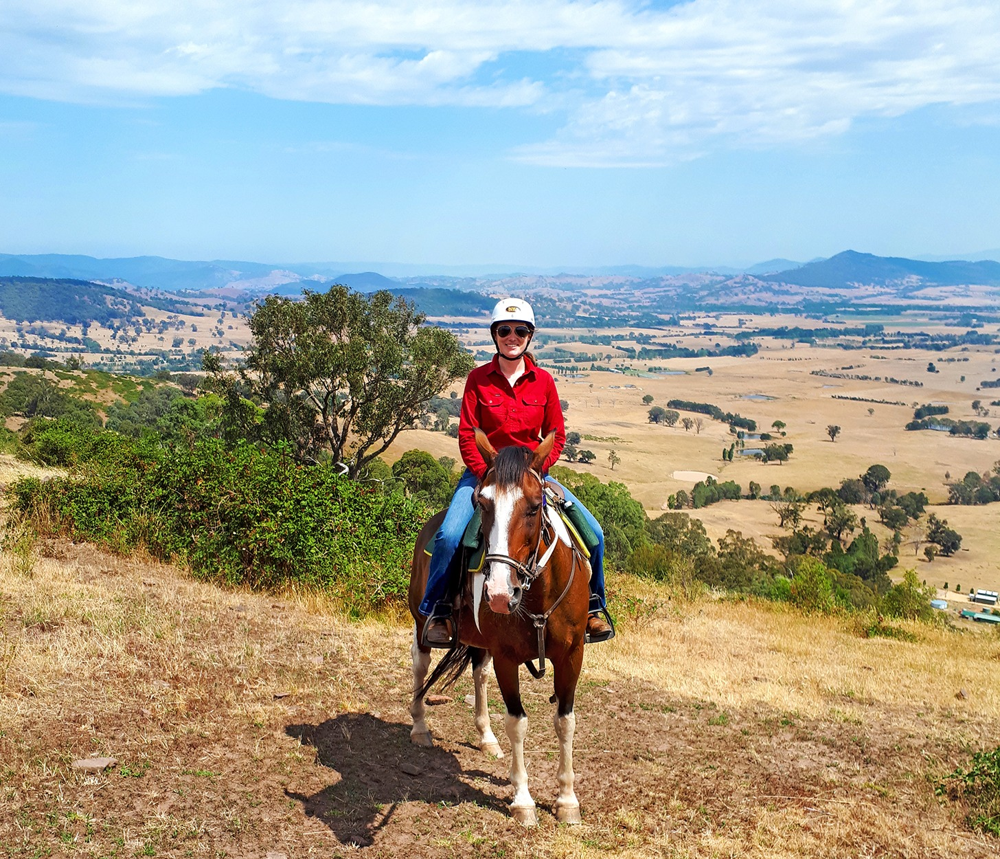 Howqua River Ride - Globetrotting horse riding holidays