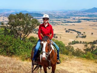 Howqua River Ride - Globetrotting horse riding holidays