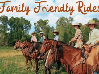 Family Friendly Rides - Globetrotting horse riding holidays