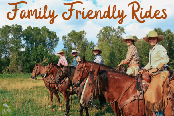 Family Friendly Rides - Globetrotting horse riding holidays
