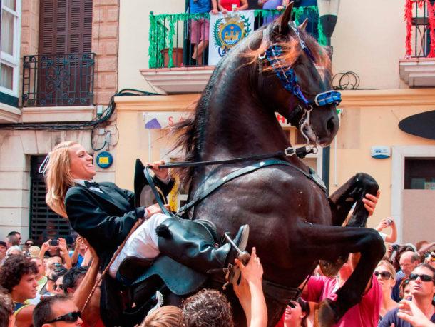 Horse Breed: Menorquín - Illes Balears - Globetrotting horse riding holidays