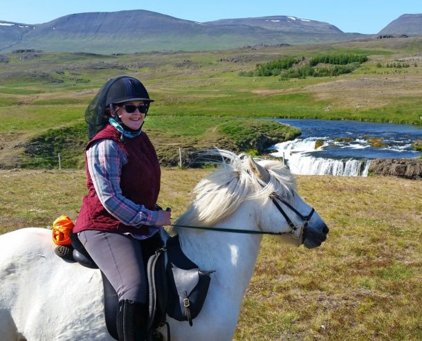 Meet a Globetrotter: Natalie Allen - Globetrotting horse riding holidays