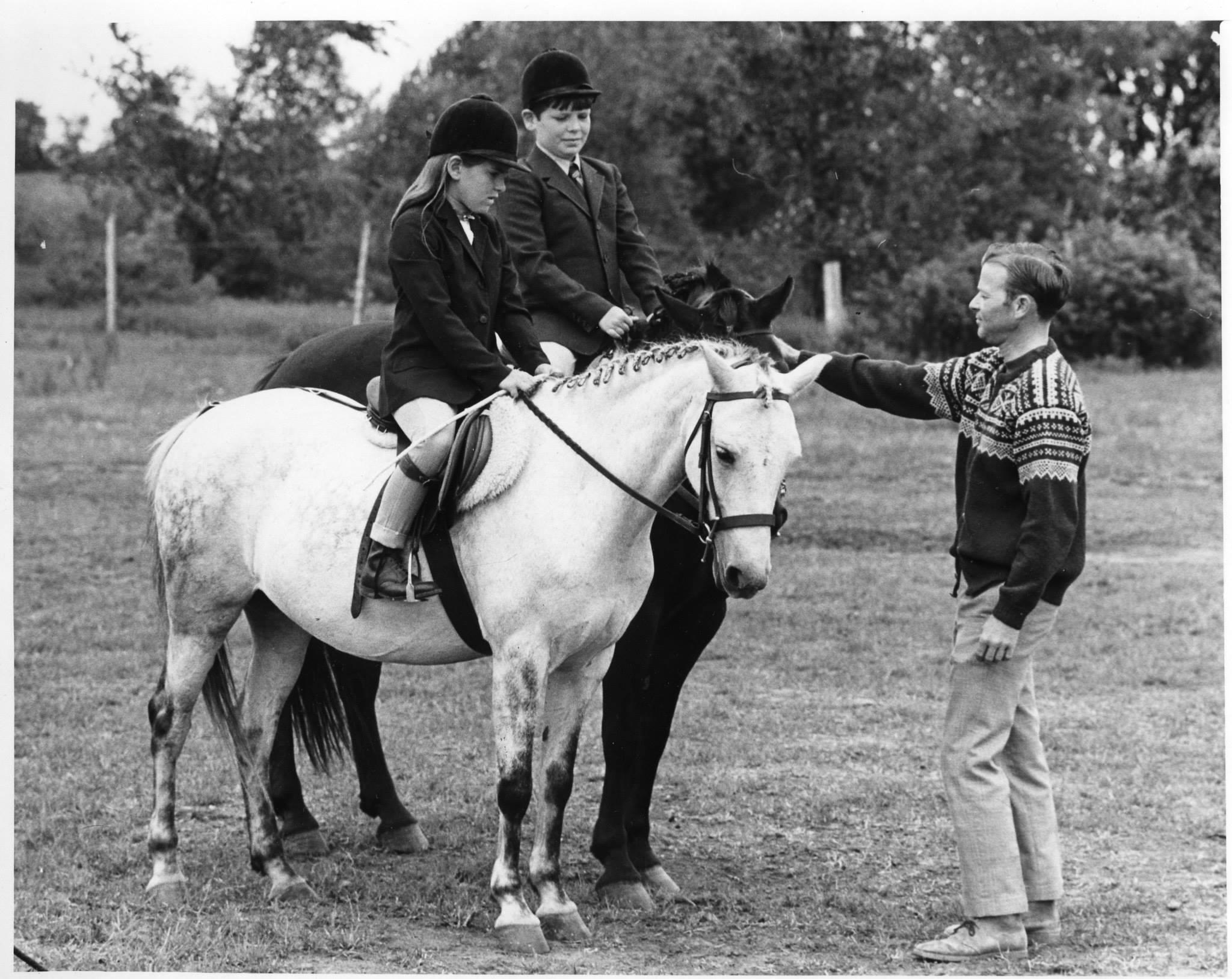 Showjumping Legend: Beezie Madden - photo Beezie Madden / John Madden Sales - Globetrotting horse riding holidays