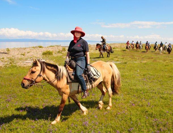 Khovsgol & Arhangay Rides, Mongolia - Globetrotting horse riding holidays