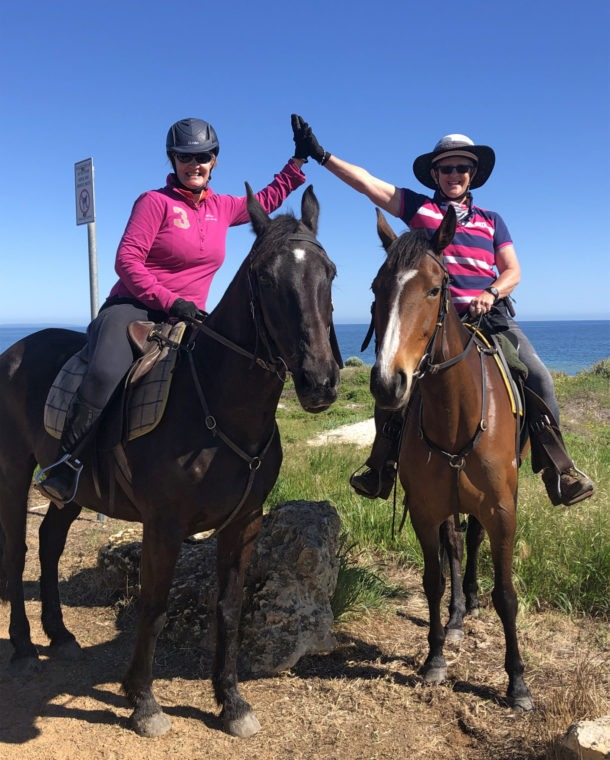 The Margaret River Ride, Australia - Globetrotting horse riding holidays