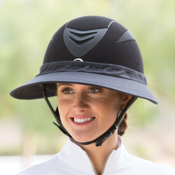 Don't Leave Home Without a Helmet Visor - SmarkPak - Globetrotting horse riding holidays