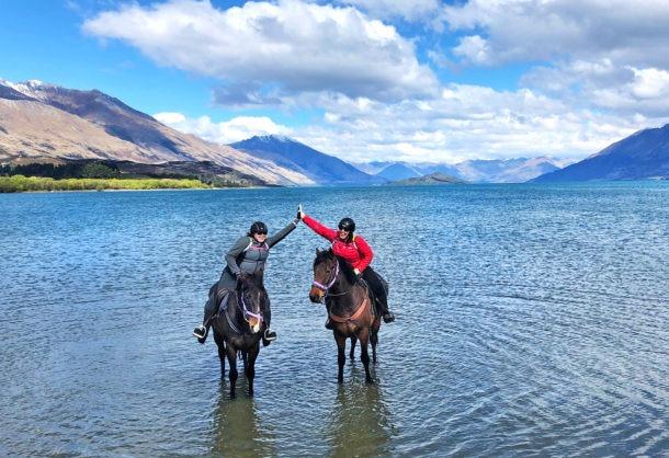 Glenorchy Back Country Ride - Globetrotting horse riding holidays