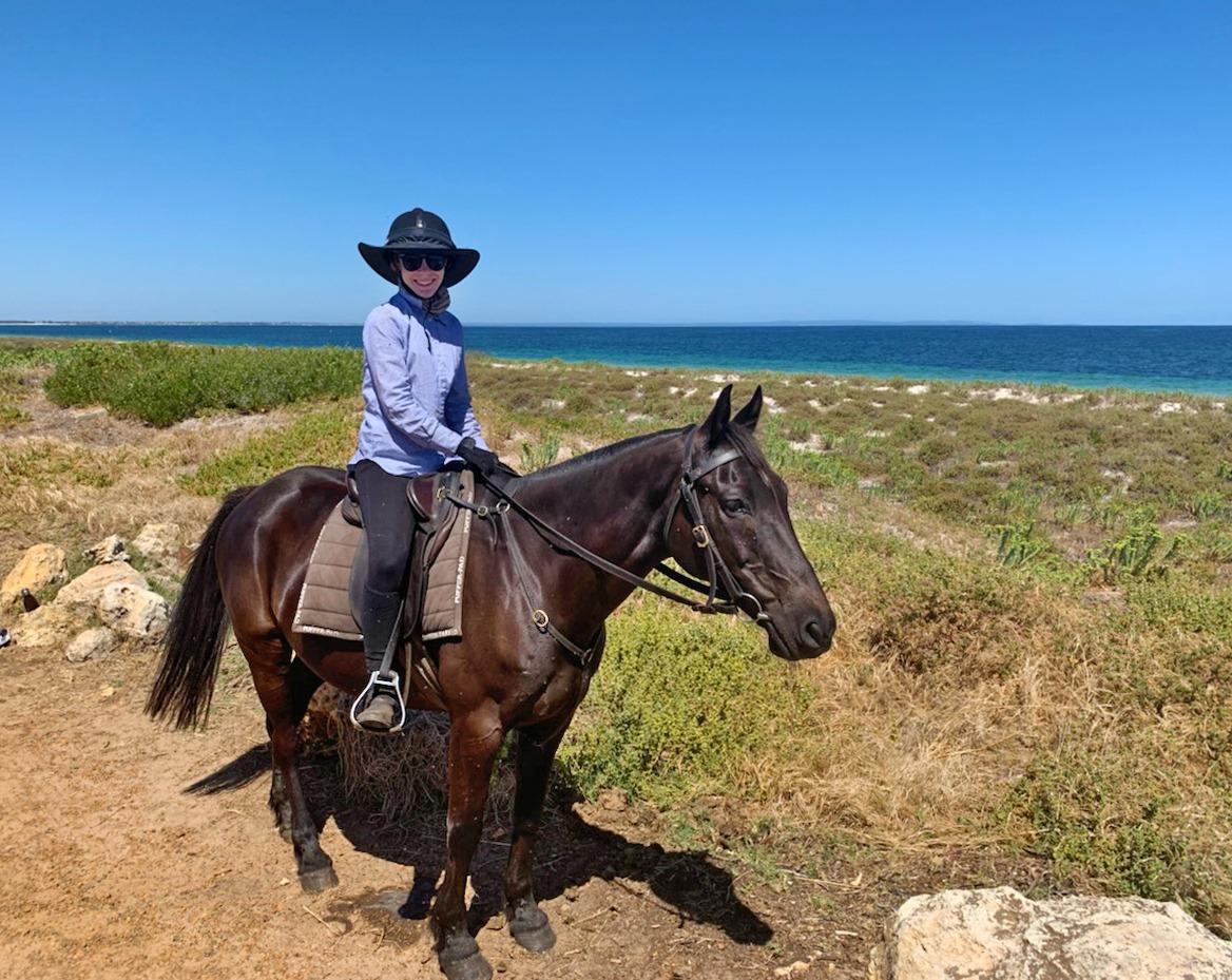 The Margaret River Ride - Globetrotting horse riding holidays