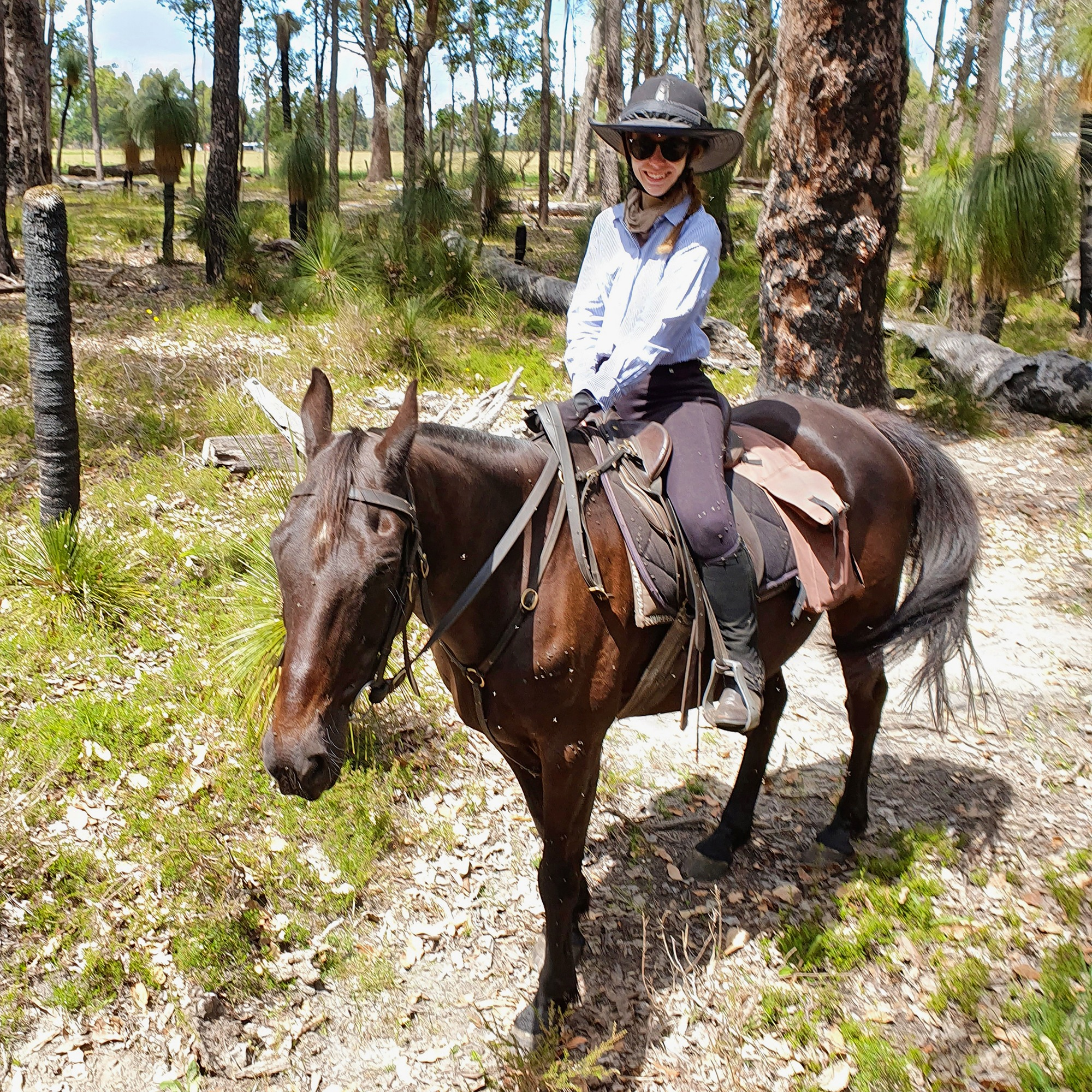 The Margaret River Ride - Globetrotting horse riding holidays