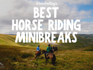 Best horse riding holidays minibreaks Globetrotting