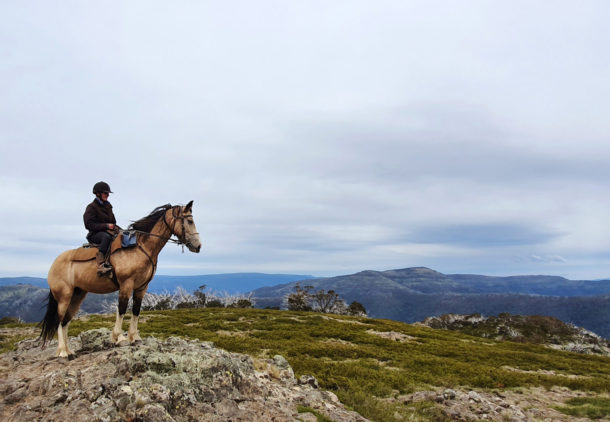 Craigs Hut and High Country Ride, Australia - Globetrotting horse riding holidays