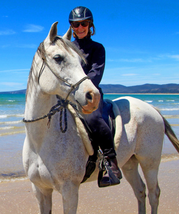 The Tassie Tiger Trail, Australia - Globetrotting horse riding holidays