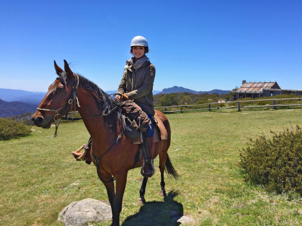 Craig's Hut and High Country Ride, Australia - Globetrotting horse riding holidays