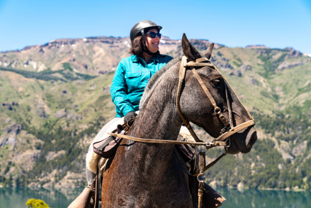 The Patagonia Trail, Argentina - Globetrotting horse riding holidays
