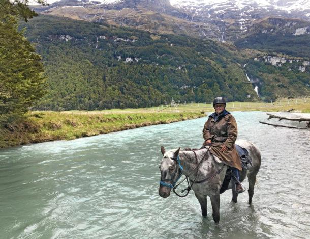 Glenorchy Back Country Ride, South Island, New Zealand - Globetrotting horse riding holidays