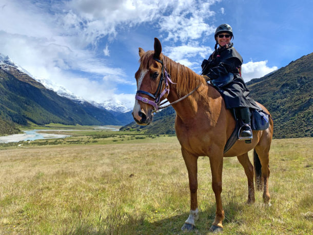Glenorchy Back Country Ride, South Island, New Zealand - Globetrotting horse riding holidays