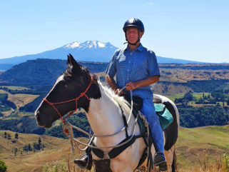 Meet a Globetrotter: Anthony Tietze - The River Valley Ride, New Zealand - Globetrotting horse riding holidays
