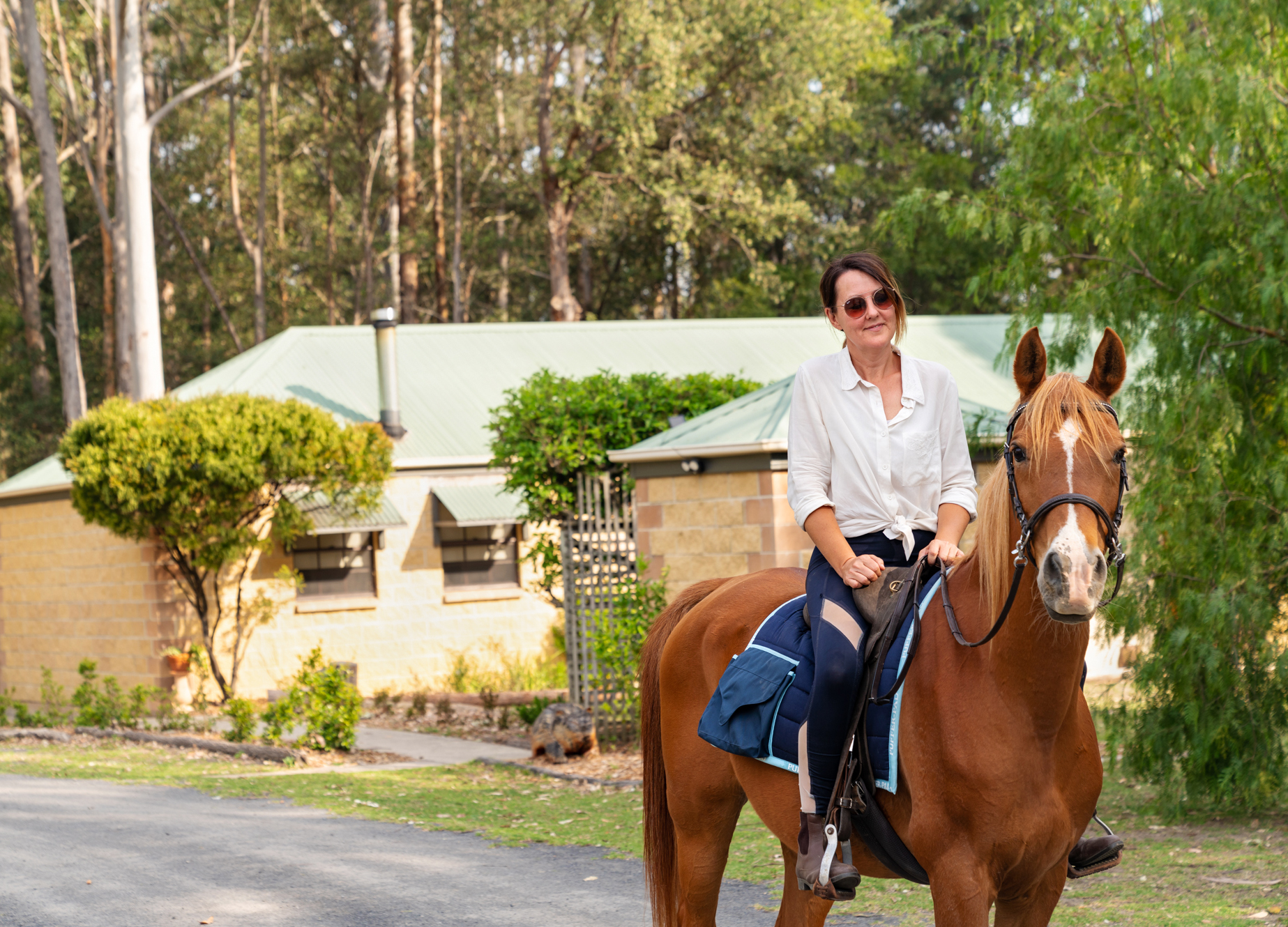 Meet our Guide: Tiffany - The Shoalhaven Ride, Australia - Globetrotting horse riding holidays
