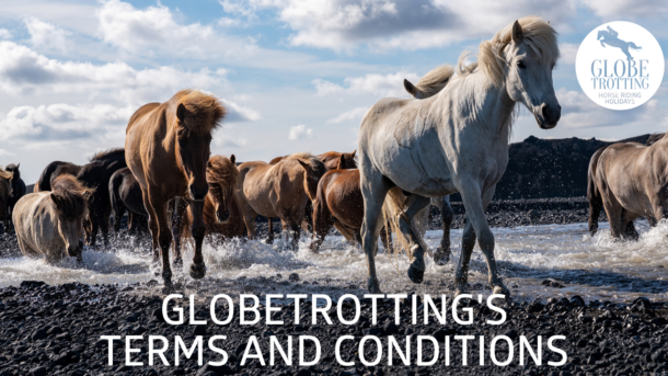 Terms and Conditions - Globetrotting horse riding holidays