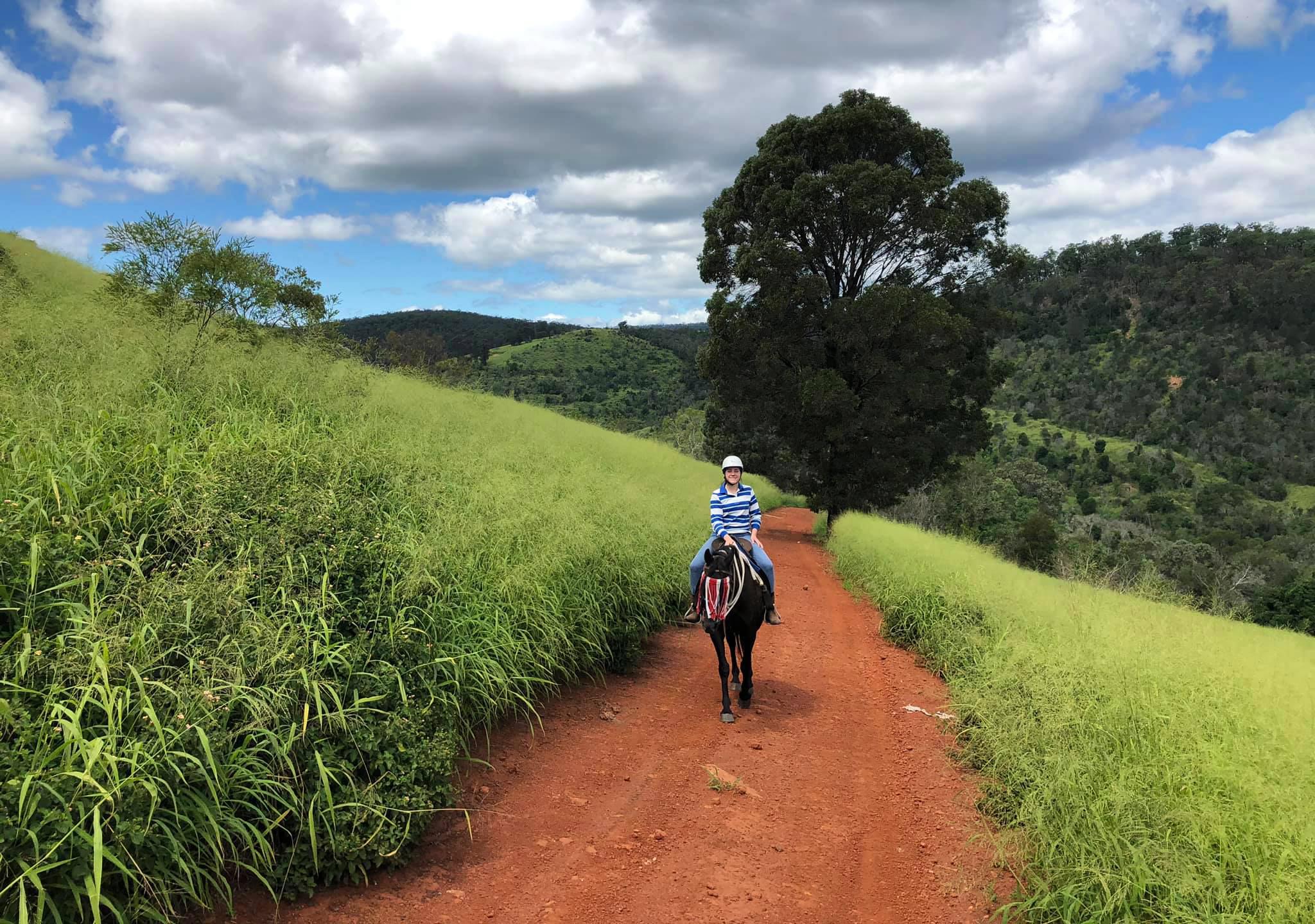 Meet a Globetrotter: Peter Scott - Globetrotting horse riding holidays