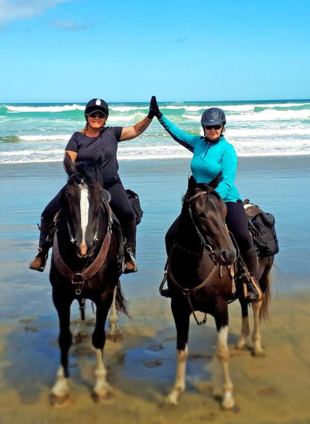 Twin Coast Adventure, North Island, New Zealand - Globetrotting horse riding holidays
