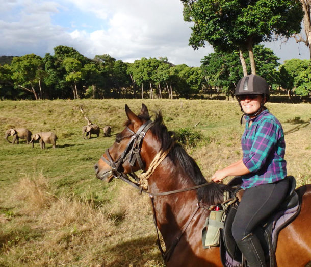 Maasai Mara, Kenya - Globetrotting horse riding holidays