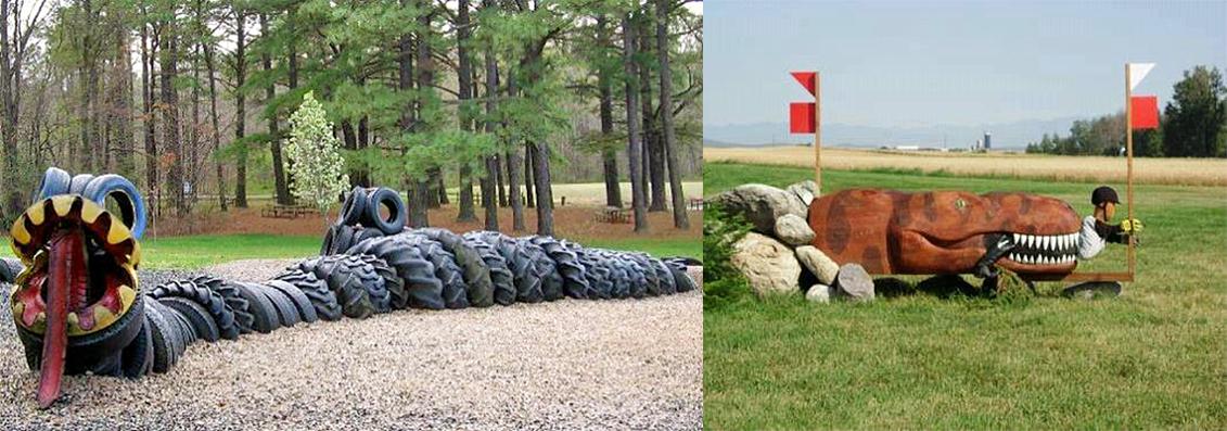 Creative Horse Jumps - Globetrotting horse riding holidays