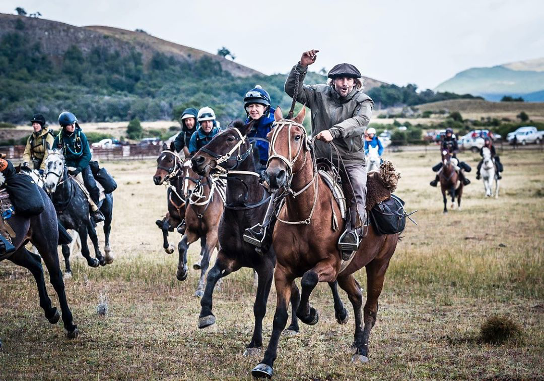 The Gaucho Derby - Q&A with our Guide, Jakob von Plessen - photo by Richard Dunwoody - Globetrotting horse riding holidays