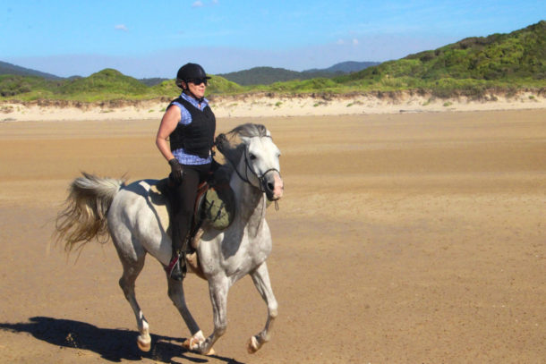 Tassie Tiger Trail, Tasmania, Australia - Globetrotting horse riding holidays