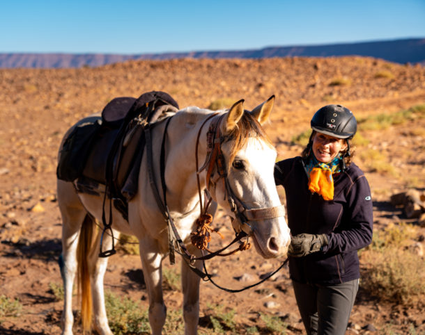 The Sahara Ride, Morocco - Globetrotting horse riding holidays