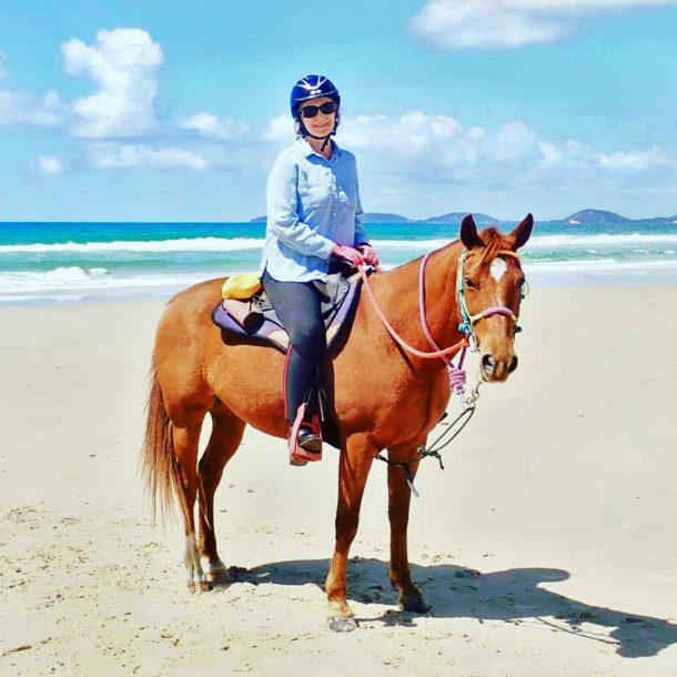 Rainbow Beach, Bush & Cattle Ride, Queensland, Australia - Globetrotting horse riding holidays