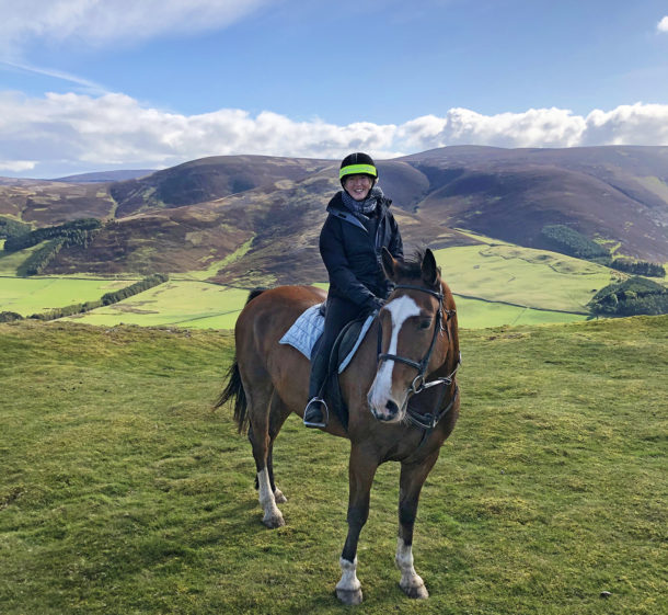 The Borders Escape, Scotland - Globetrotting horse riding holidays