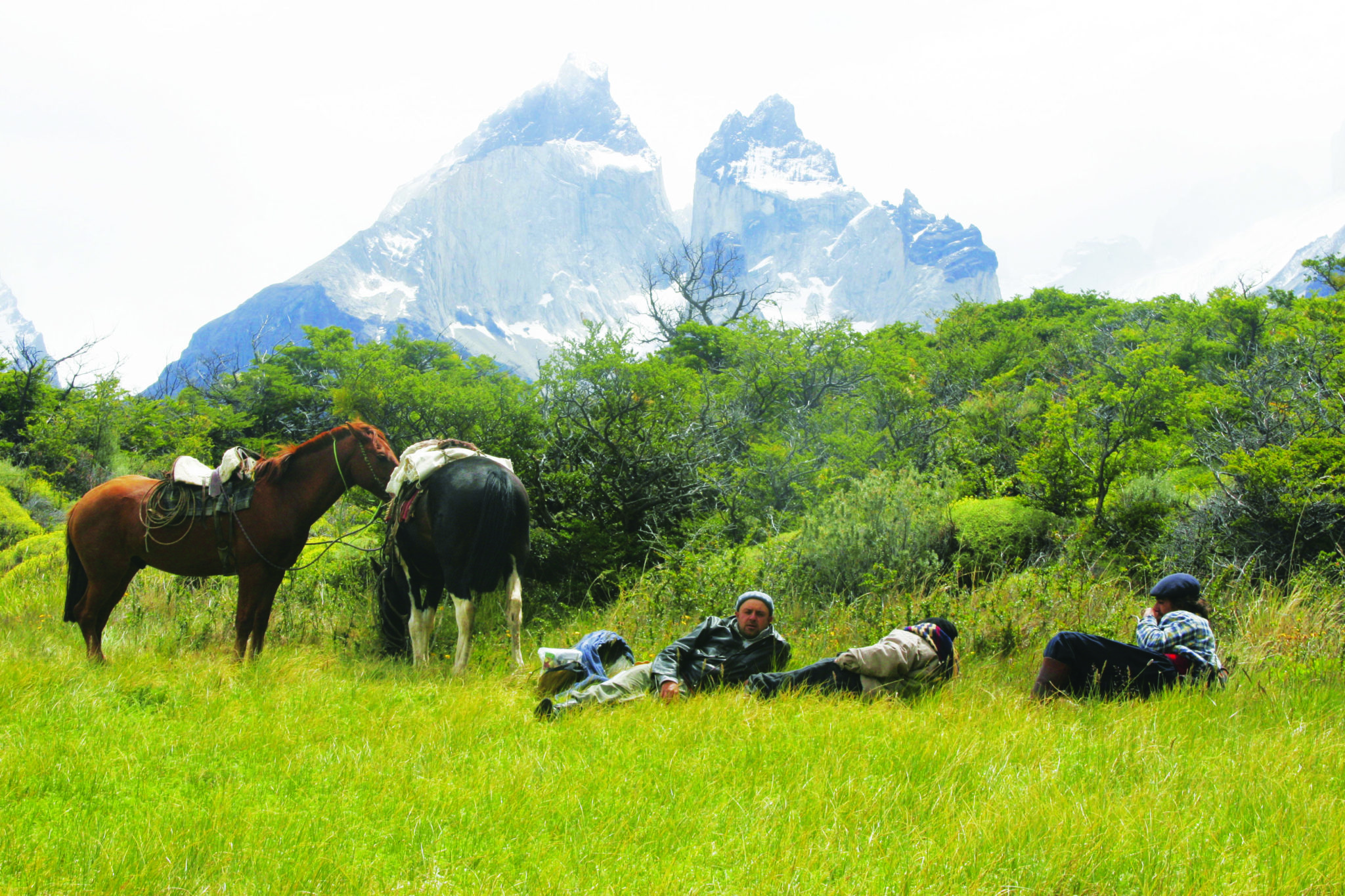 Estancia Ride in Torres del Paine, Chile - Globetrotting horse riding holidays