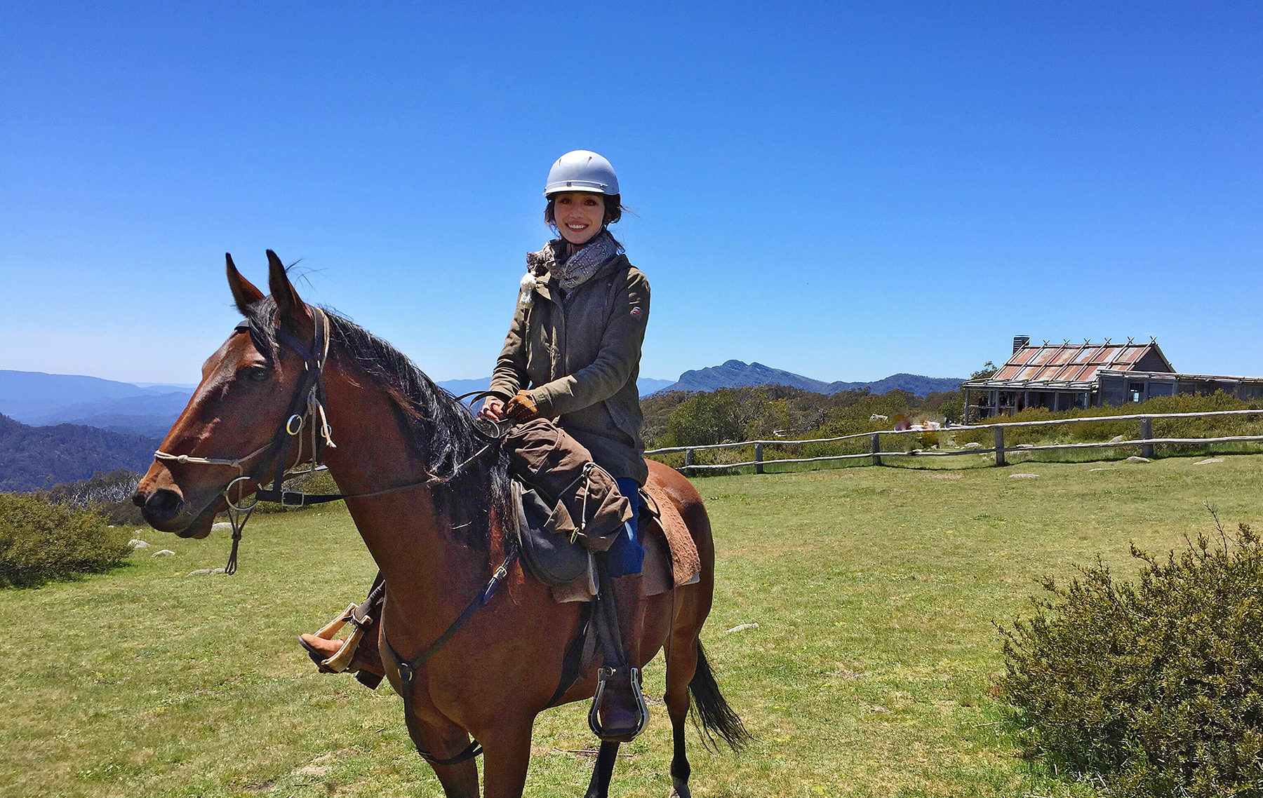 Craigs Hut High Country Ride, Victoria, Australia - Globetrotting horse riding holidays