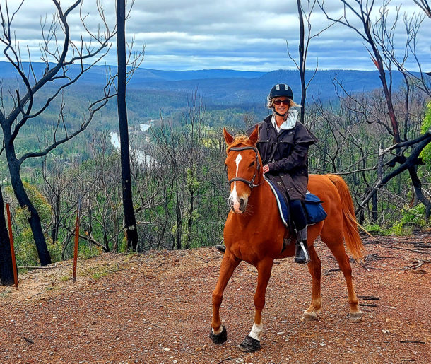 The Shoalhaven Ride, New South Wales, Australia - Globetrotting horse riding holidays