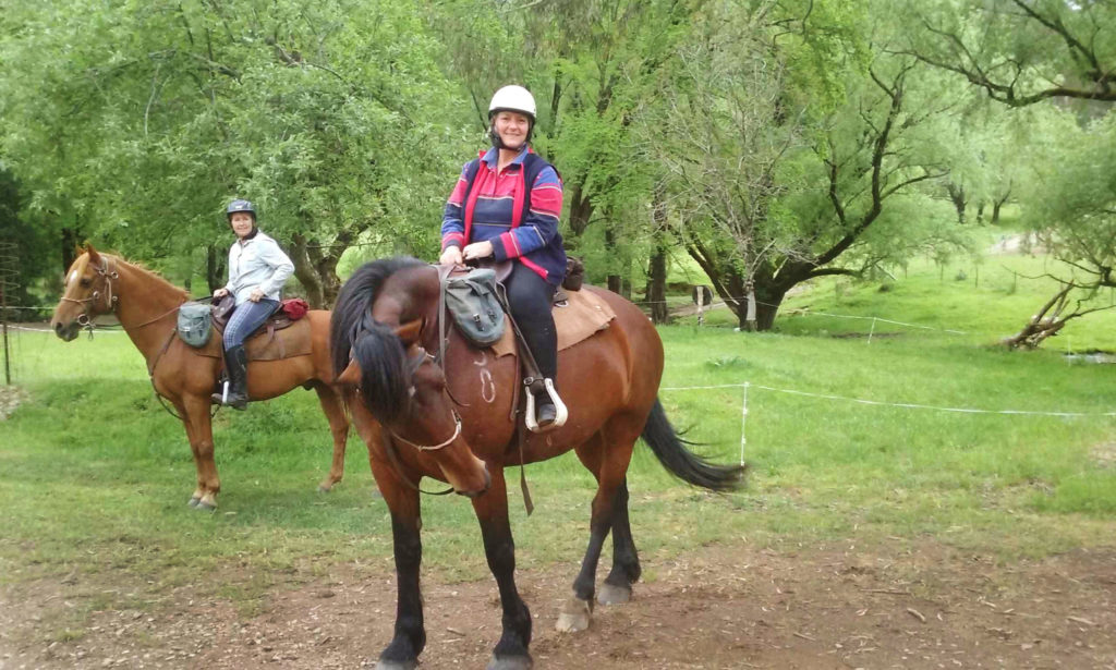 Craig's Hut & High Country Ride, Victoria, Australia - Globetrotting horse riding holidays