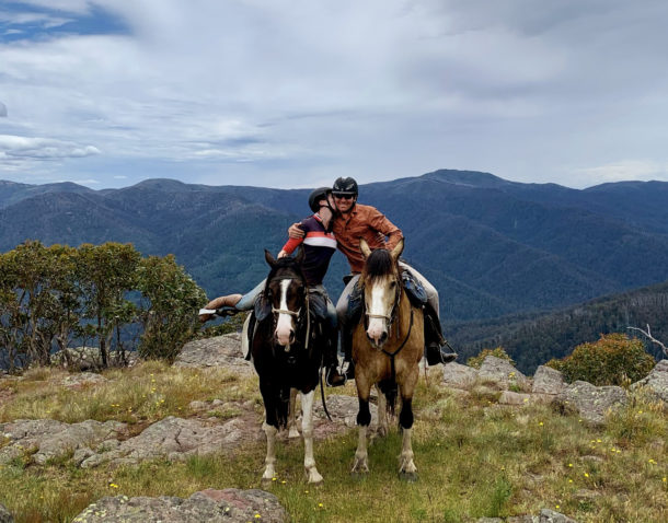 Craig's Hut & High Country Ride, Victoria, Australia - Globetrotting horse riding holidays