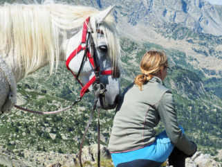 Globetrotting Guest Horse: Feriol - Catalonia, Spain - Globetrotting horse riding holidays