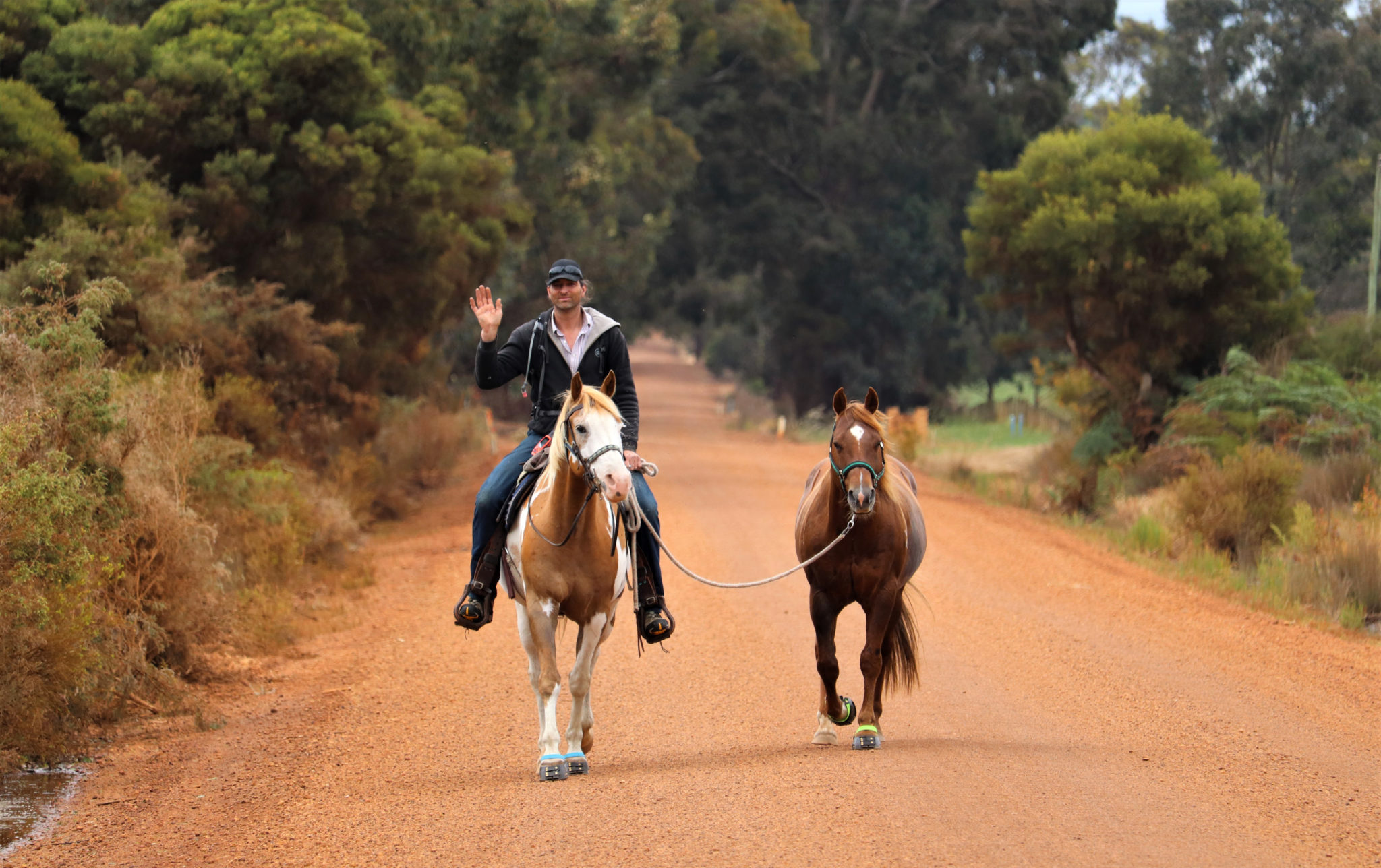 Tales of the Trail: an epic ride around Australia - Globetrotting horse riding holidays