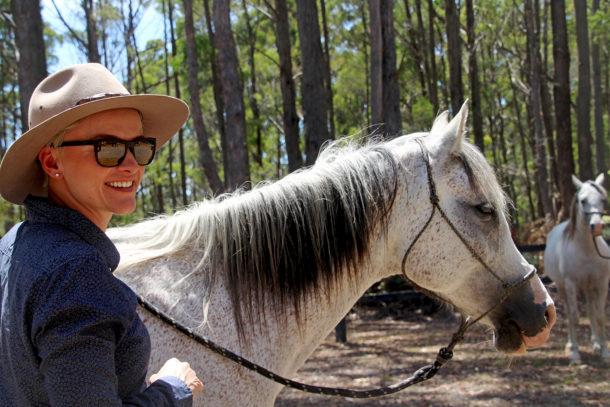 Tassie Tiger Trail, Australia - Globetrotting horse riding holidays
