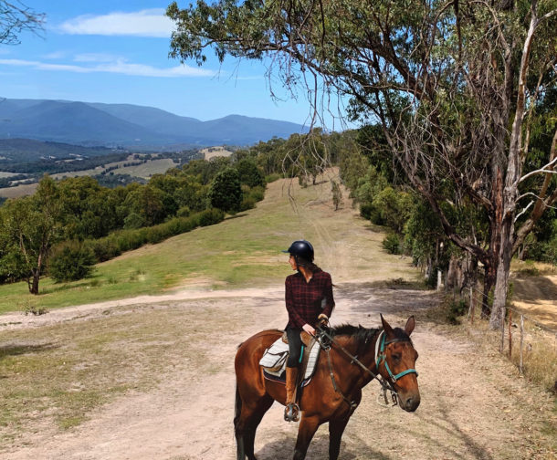 Yarra Valley Ride, Victoria, Australia - Globetrotting horse riding holidays