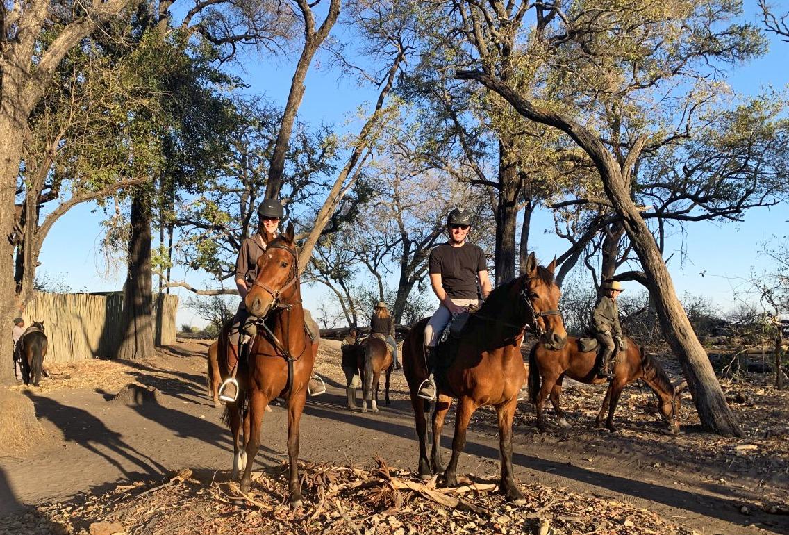 Okavango Delta, Botswana - Globetrotting horse riding holidays