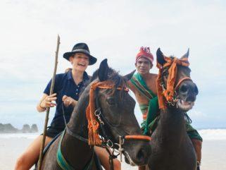 Sumba, Indonesia - Globetrotting horse riding holidays