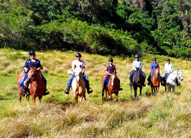 The Shoalhaven Ride, New South Wales, Australia - Globetrotting horse riding holidays