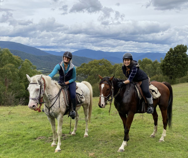 The Yarra Valley Ride, Victoria, Australia - Globetrotting horse riding holidays